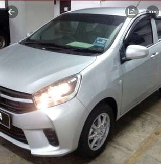 Axia for rental KL AREA