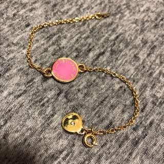 Marc by Marc Jacobs Sample Bracelets Pinky/Gold 粉色撞金色手鏈