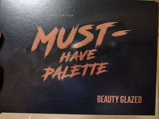 Beauty Glazed J Hill - Must Have Palette