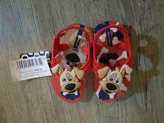 Ipanema Cute doggy baby sandels