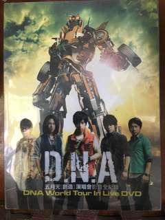五月天 DNA DVD