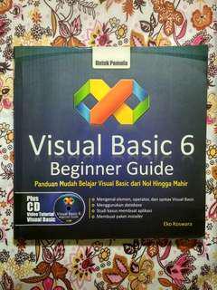 """Belajar Visual Basic """" Visual Basic 6 Beginner Guide"""""""