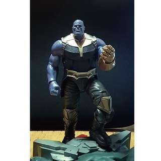 Marvel Legends MCU Thanos Figure BAF Mint