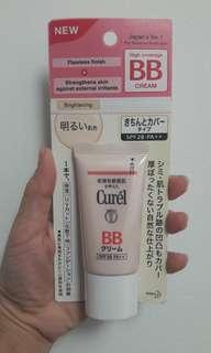 BNIP. Curél BB Cream (Brightening) SPF 28 PA++