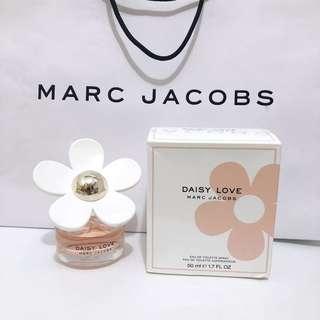 🈹Marc Jacobs Daisy love 香水 50ml