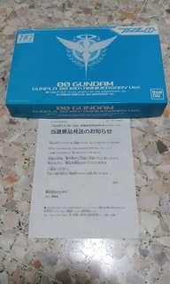 HG 00 Gundam 10th Anniversary  Ver