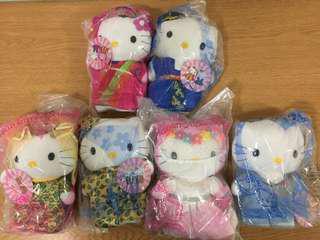 McDonald Hello Kitty Set