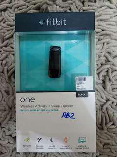FITBIT one (wireless activity + sleep tracker)