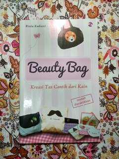 Buku Kreasi Tas Cantik dari Kain - Beauty Bag