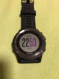 🚚 Garmin Fenix 3 with HR Strap
