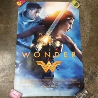 Original cinema display movie poster