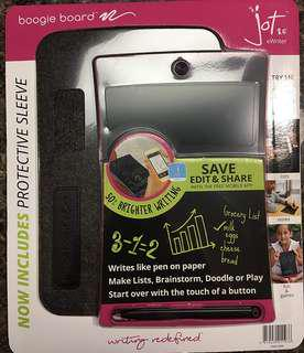 🚚 Boogie board Jot 8.5 with sleeve