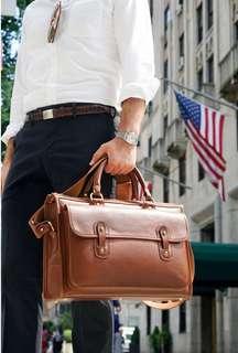 GHURKA SATCHEL NO. 17, Briefcase, Laptop Bag , Business Bag