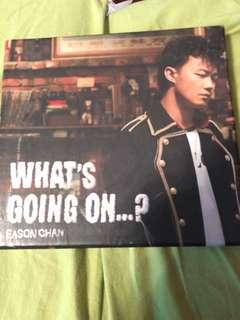 陳奕迅 - What's Going On...? (CD+DVD)