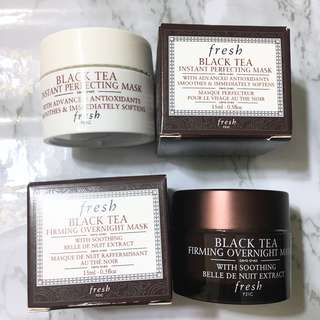 Fresh 紅茶面膜 Black Tea Mask 15ml