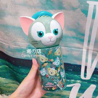 🚚 香港迪士尼 🇭🇰 畫家貓水杯 Gelatoni 水壺