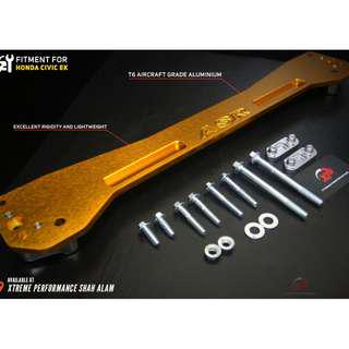 Rear Subframe ASR for HONDA Civic EK Gold Polish Heavy Duty
