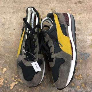 puma original Sneakers tx3 uk9 running shoes kasut sukan