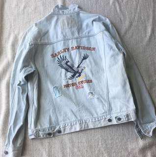 Denim jacket (legit vintage)