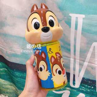 🚚 香港迪士尼 🇭🇰 奇奇水壺 Chip 水杯