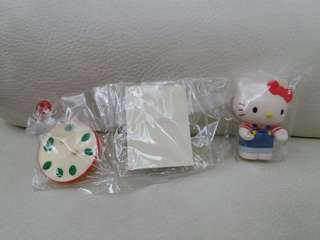 Hello Kitty 膠擺設