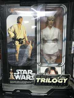 Star Wars 1/6 12吋 珍寶 vintage figure