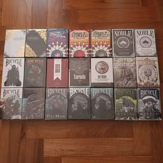 Playing Cards / Decks for Sale 2!!