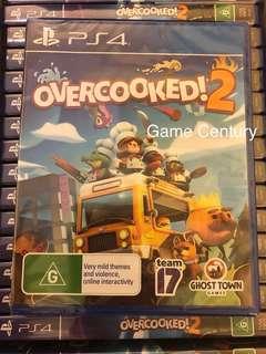 全新 PS4 Overcooked 2 簡中/英文