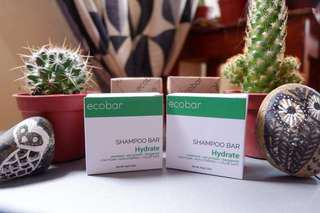Ecobar Shampoo and Conditioners
