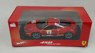 1:18 法拉利458 合金模型車