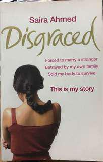 Disgraced by Saira Ahmed
