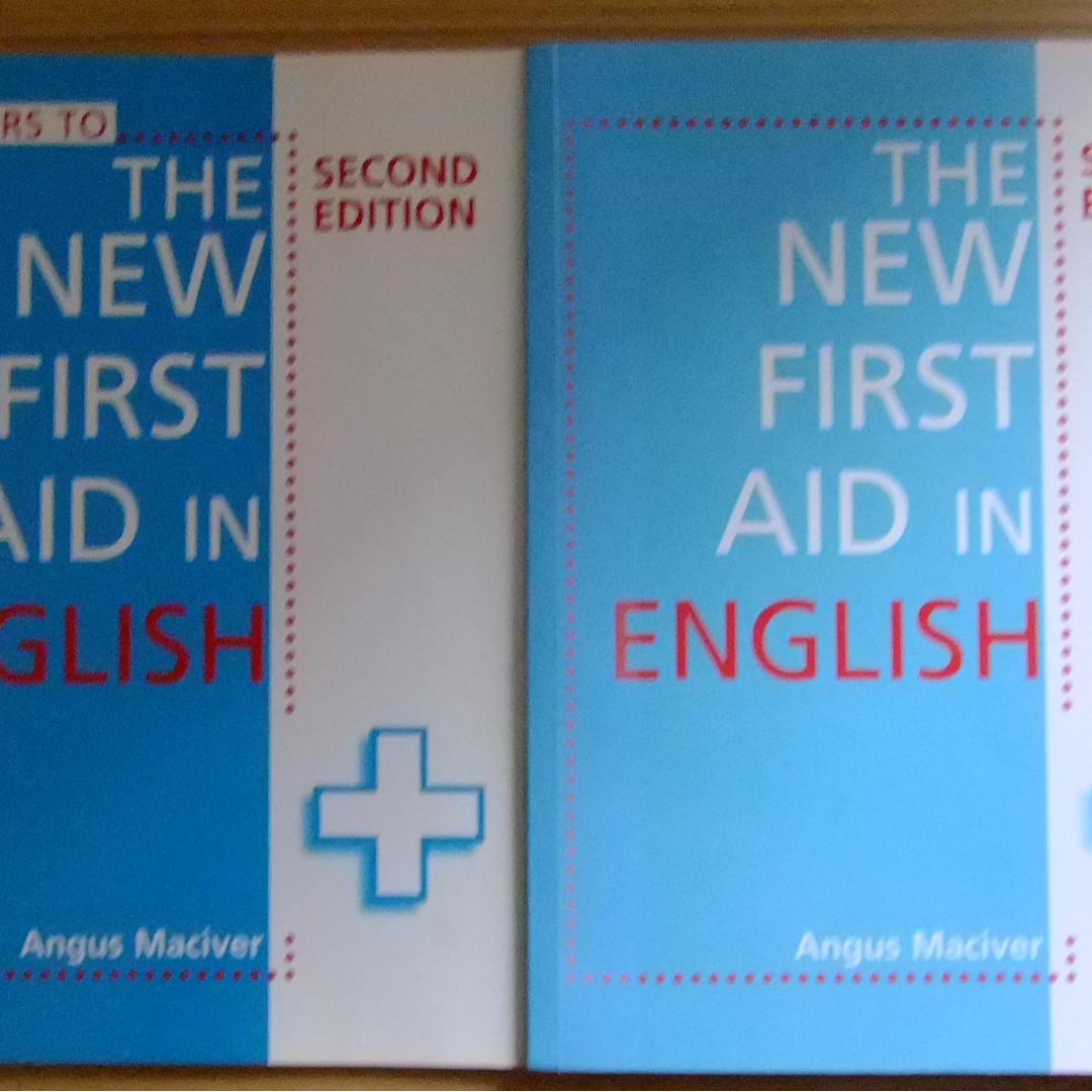 A New First Aid in English
