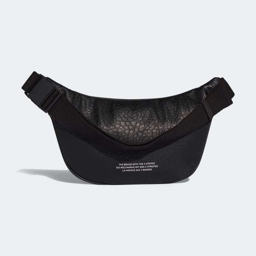 ef6732844fbc Adidas Originals PU Leather Waist Bag