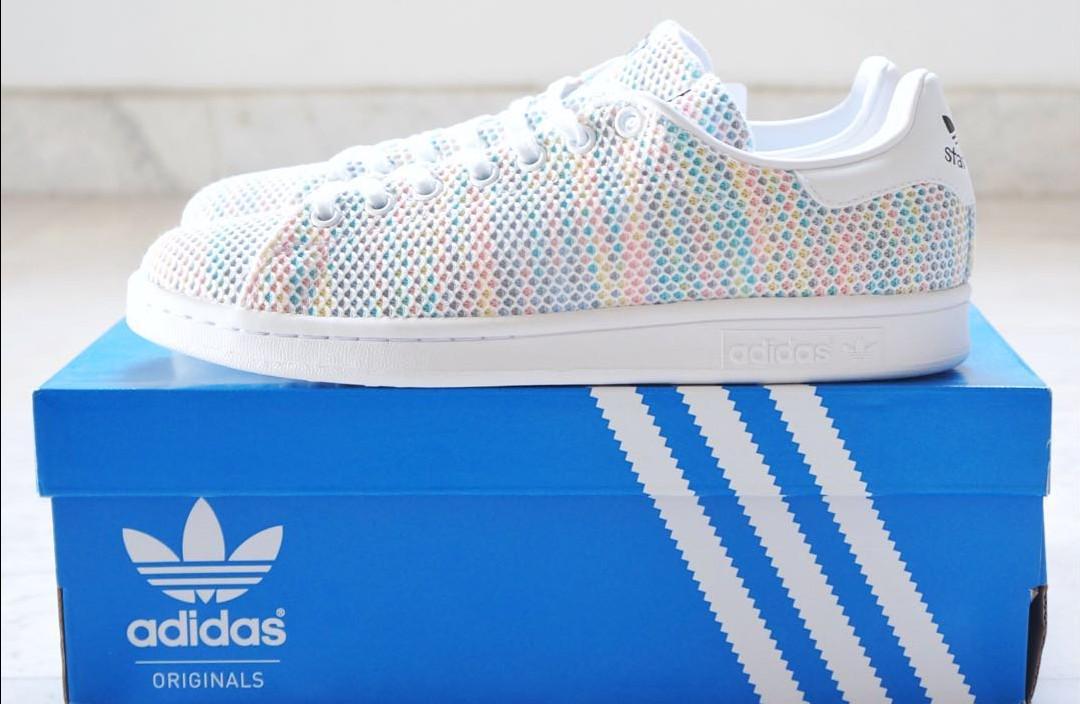 Adidas Stan Smith Mesh Shoes S82250Adidas SneakersAdidas