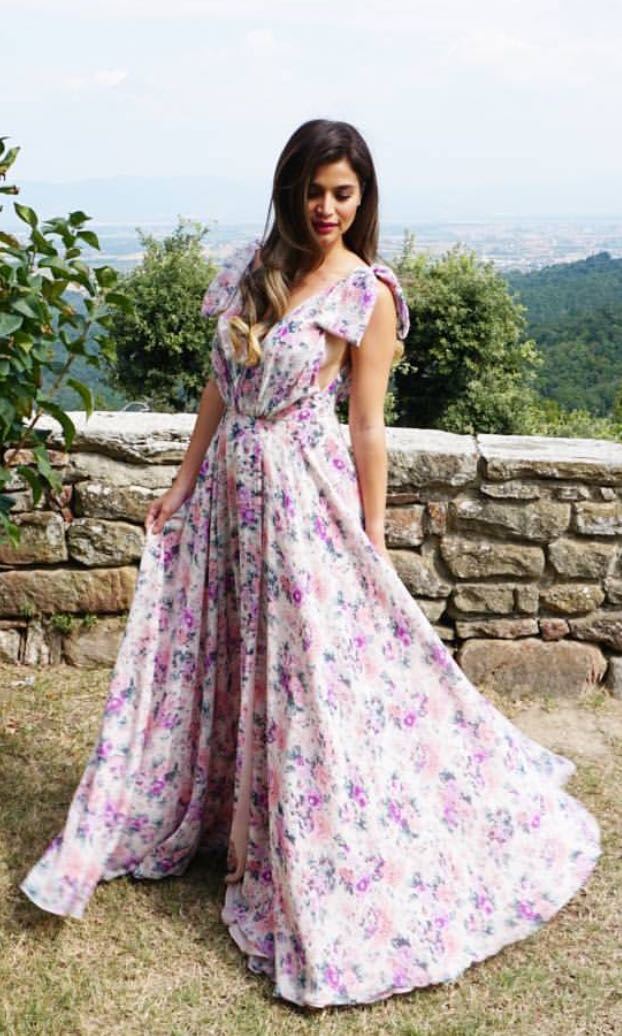 Anne Curtis inspired gown, Women\'s Fashion, Clothes on Carousell