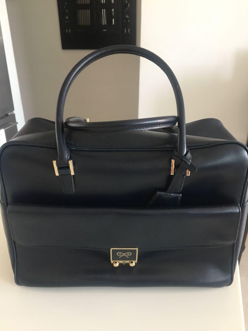 fd50eb2ec028 Anya Hindmarch Carker Bag - NEW, Women's Fashion, Bags & Wallets ...