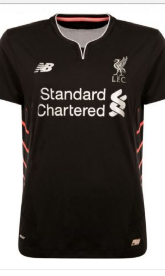 a9e599ed974 Authentic Ladies Liverpool Away Shirt 16 17