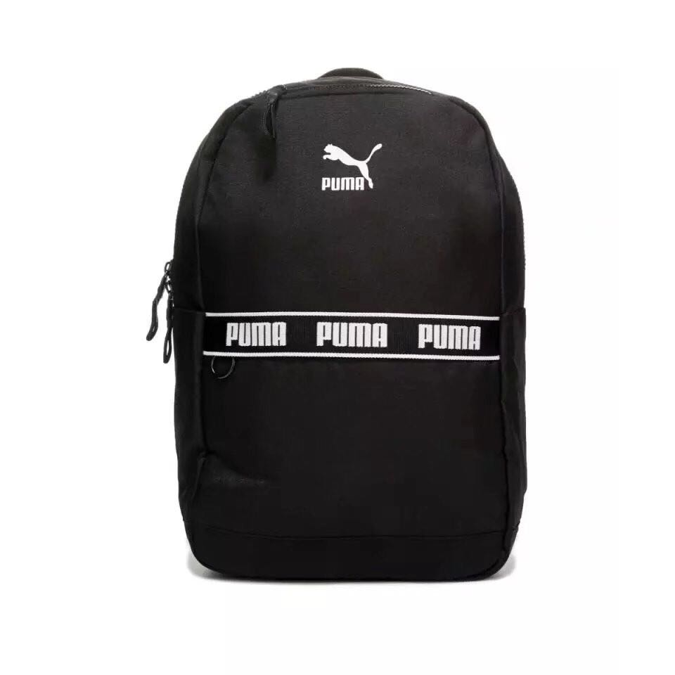4a837dd39a3 Authentic Puma bag pink and black, Women s Fashion, Bags   Wallets,  Backpacks on Carousell