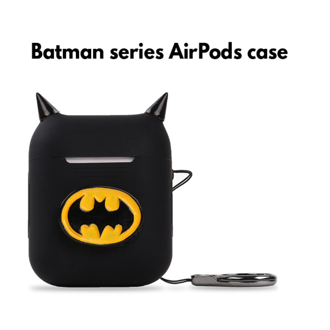 quality design 08690 d76b9 Batman AirPods Case