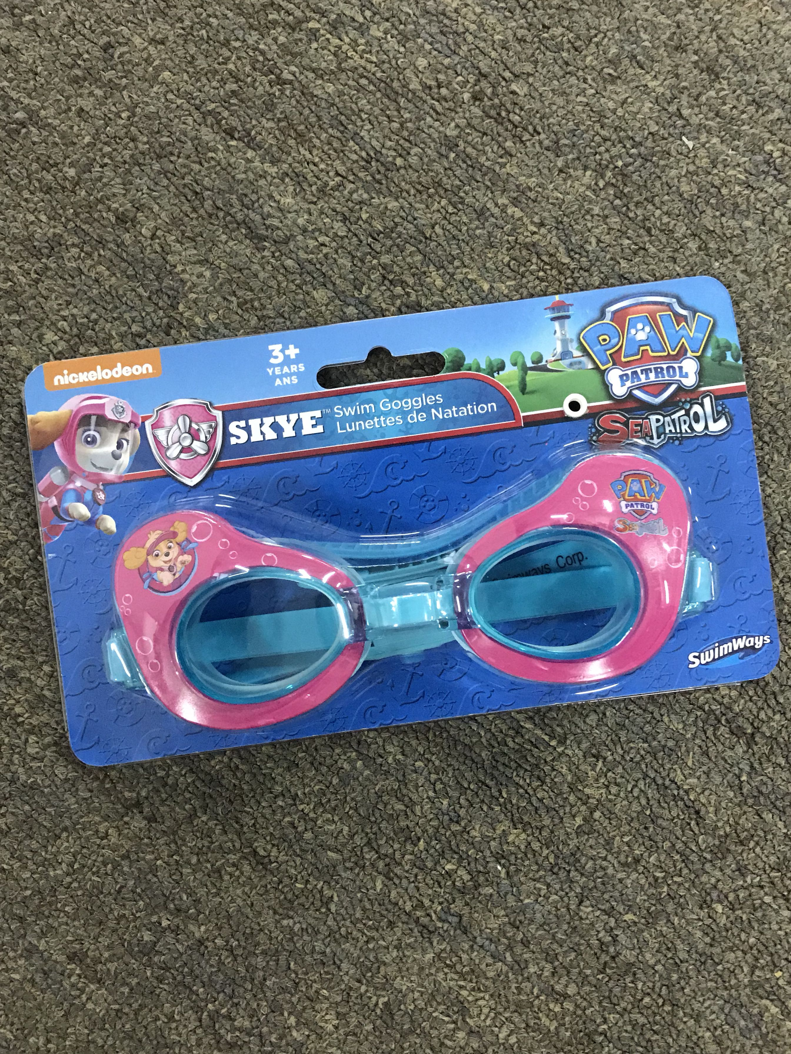0f6d1c6ced BN SwimWays Paw Patrol Swim Goggles Skye