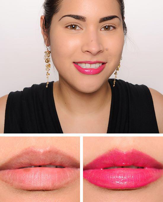 BNIB Mac x The Simpsons collection lip glass in Red Blazer