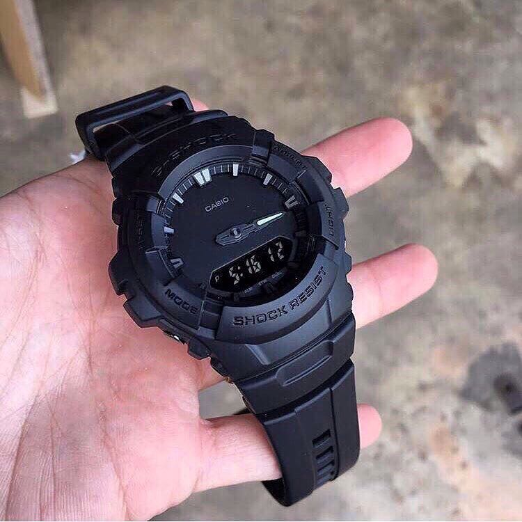 🔥🔥🔥Brand new and 💯% authentic Casio G-Shock G-100BB-1ADR ... c4d10c3f4