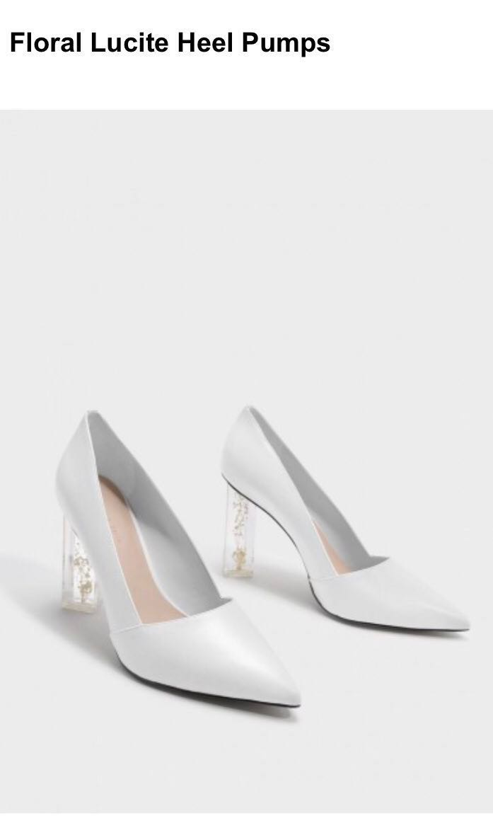 a641af20fa Charles & Keith Heels, Women's Fashion, Shoes, Heels on Carousell