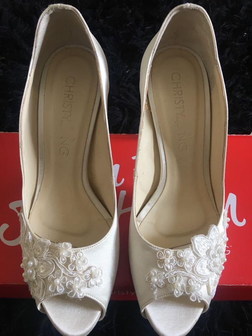 2105e3c8eb4 Christy ng wedding shoes
