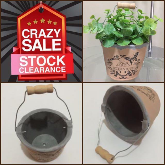 Clay Flower Pot Crafts 🌿