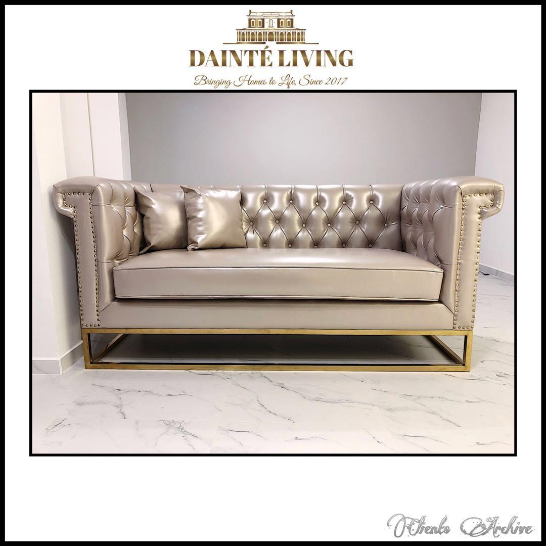 Clients Archive Dainte Design Bespoke Modern Luxe Sofa