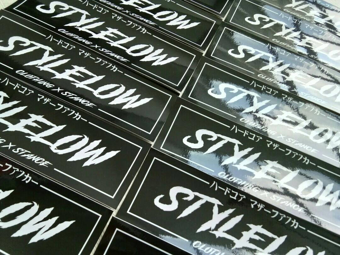 Customise Sticker - Printing + Laminate Glossy, Design & Craft