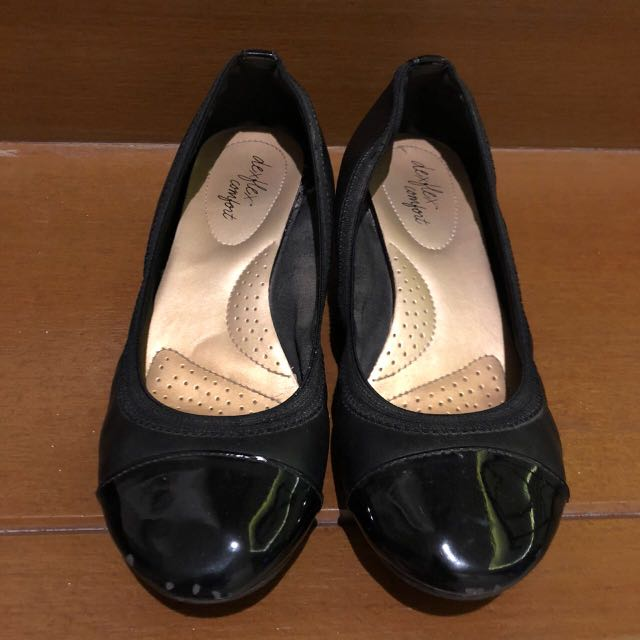 4e8c2f4a32d2 Dexflex Comfort Black Shoes