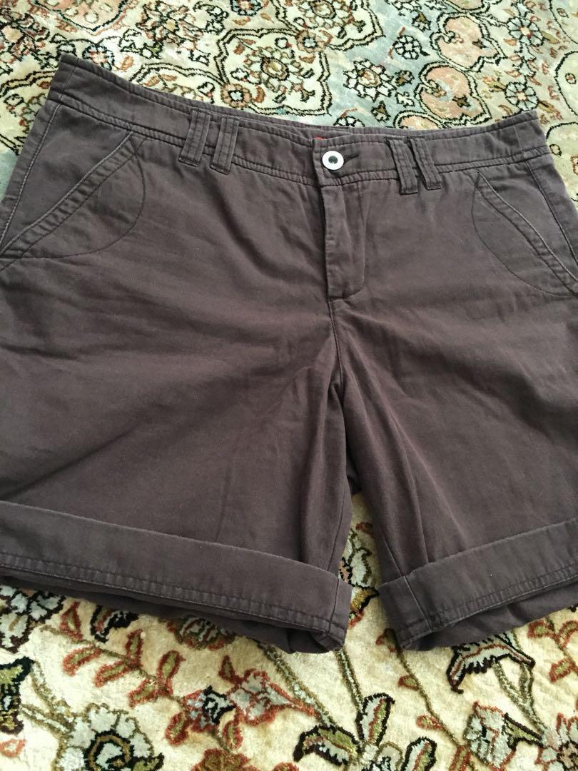 8635d5fc0897 Esprit Brown Ladies Shorts, Women's Fashion, Clothes, Pants, Jeans ...