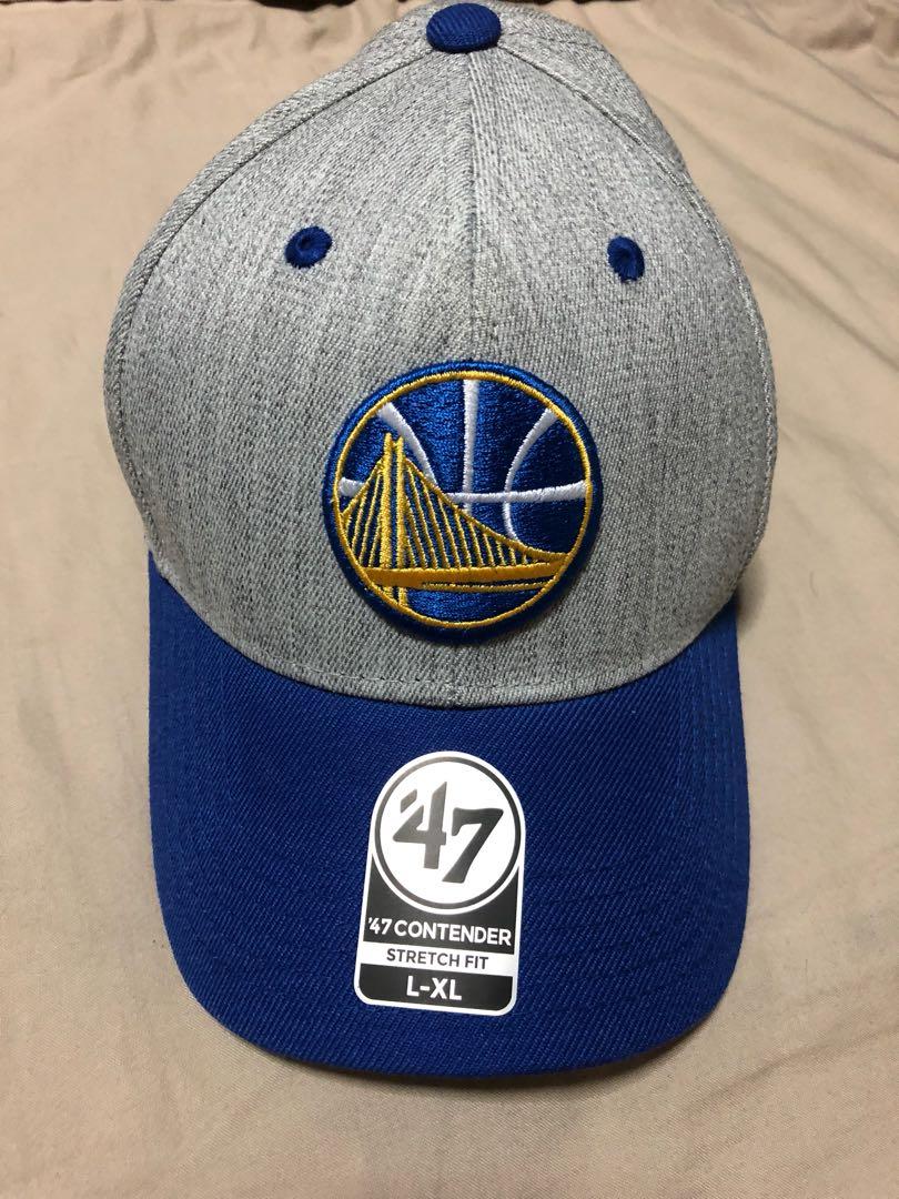 a24b0d4ce1d Golden State Warriors  47 NBA  47 Morgan Contender Cap